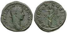 Severus Alexander Æ Sestertius / Victory