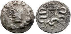 Ancient Coins - Phrygia. Apameia. Cistophoric AR Tetradrachm / Dionysios Magistrate
