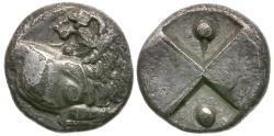 Ancient Coins - Thrace. Cherronesos AR Hemidrachm