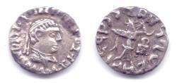 Ancient Coins - INDO-GREEK APOLLODOTUS II AR DRACHM TAXILA
