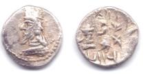 KINGDOM OF PERSIS DARIUS II. AR OBOL