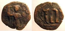 Ancient Coins - Arab Byzantine: AE imitating