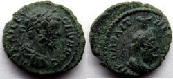Ancient Coins - Septimius Severus: Moesia, Serapis reverse