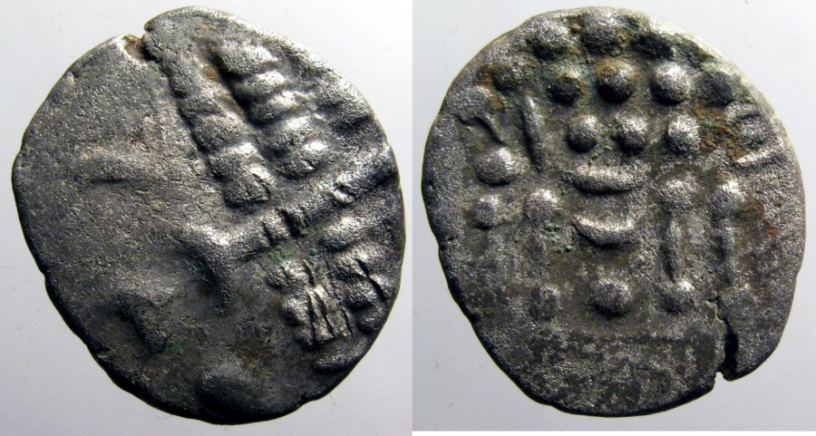 Ancient Coins - Durotriges, Cranborne Chase type