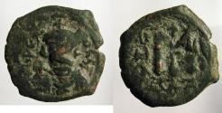 Ancient Coins - Heraclonus Folles, Constantinople