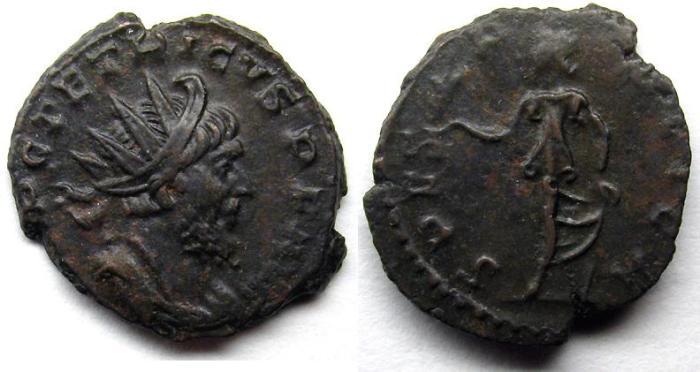Ancient Coins - Tetricus I: Antoninianus, Spes Publica reverse