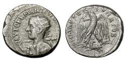 Ancient Coins - Syria - Antioch.   GORDIAN III, AD 238 - 244.   Tetradrachm, AD 242.   Rare, VF.