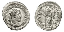 Ancient Coins - PHILIPP I, AD 244 - 249.   Antoninianus, AD 246.   Near EF.