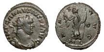 Ancient Coins - CARAUSIUS, AD 286 - 293.   Antoninianus, Londinium (London).   Good VF.
