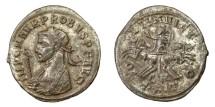 Ancient Coins - PROBUS, AD 276 - 282.   Antoninianus, Cyzicus.   EF.