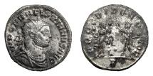 Ancient Coins - FLORIAN, AD 276.   Antoninianus, Serdica.   Rare, EF.