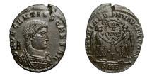 Ancient Coins - DECENTIUS, Caesar AD 351 - 353.   Æ, Arelate (Arles).   Rare, EF.