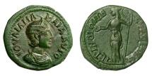 Ancient Coins - Thrace - Perinthus.   JULIA MAMAEA, - AD 235. Æ 24.   Rare, near EF.