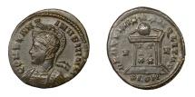 Ancient Coins - CONSTANTINE II, Caesar AD 317 - 337.   Follis, Londinium (London), AD 322 - 323.   EF.