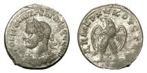 Ancient Coins - Syria - Antioch.   TREBONIANUS GALLUS, AD 251 - 253.   Tetradrachm.   Very rare, near EF.