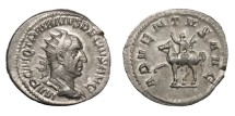 Ancient Coins - TRAJAN DECIUS, AD 249 - 251.   Antoninianus, Rome.   Near EF.