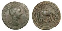 Ancient Coins - Pisidia - Antioch.   GORDIAN III, AD 238 - 244.   Æ 35.   VF.