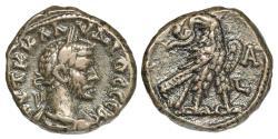 Ancient Coins - Claudius II Gothicus.. Ae tetradrachm. Alexandria.. 268 - 270 A.D..