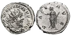 Ancient Coins - POSTUMUS. AR antoninianus. Cologne. 259 - 268 A.D.