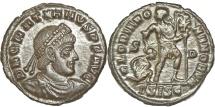 Ancient Coins -  GRATIAN.  Ae 3. Siscia. 367-383 A.D.