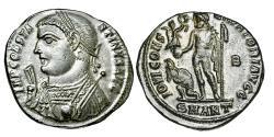 Ancient Coins - CONSTANTINE I. Ae follis. Antioch. 306-337 A.D.