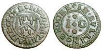 World Coins - Bolingbroke. John Garthwaite. Farthing.    .   Good Fine or better..  6459.