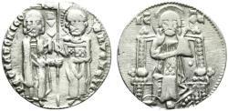 World Coins - Italy, Venezia. Pietro Gradenigo (1289-1311). AR Grosso