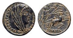 Ancient Coins - Divus Constantine I (died 337). Æ - Antioch