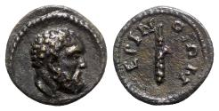 Ancient Coins - Thrace, Perinthus. Pseudo-autonomous, time of the Antonines, 138-192. Æ - Herakles / Club