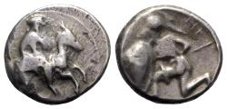 Ancient Coins - Cilicia, Tarsos, c. 410-385 BC. AR Stater