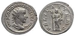 Ancient Coins - Gordian III (238-244). AR Antoninianus - Rome - R/ Felicitas