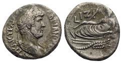Ancient Coins - Hadrian (117-138). Egypt, Alexandria. BI Tetradrachm - year 17 - R/ Nilus