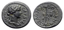 Ancient Coins - Lydia, Sardeis. Pseudo-autonomous issue, time of Trajan, Dionysus.