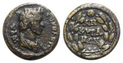 Ancient Coins - Phrygia, Ancyra. Time of Septimius Severus and Caracalla (c. 193-217). Æ
