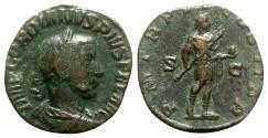 Ancient Coins - Gordian III (238-244). Æ Sestertius - Rome