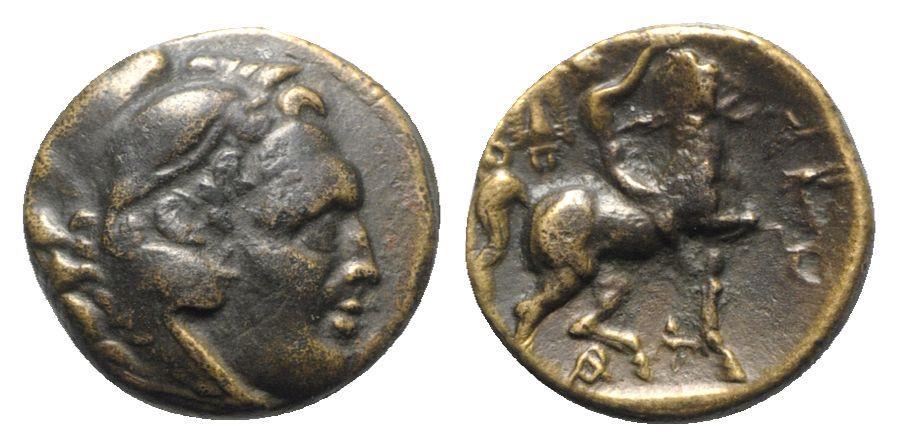 Ancient Coins - Kings of Macedon, Antigonos II Gonatas (277/6-239 BC). Æ