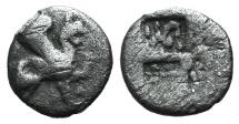 Ionia, Teos, c. 500-460 BC. AR Hemiobol