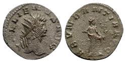 Ancient Coins - Gallienus (253-268). Antoninianus - Rome - R/ Abundantia