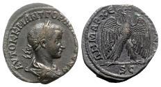 Ancient Coins - Gordian III (238-244). Seleucis and Pieria, Antioch. AR Tetradrachm