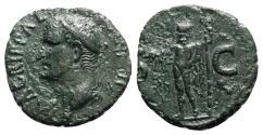 Ancient Coins - Agrippa (died 12 BC). Æ As - Rome - R/ Neptune