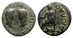Ancient Coins - Titus and Domitian (Caesares, 69-81). Lycaonia, Laodicea Combusta. Æ