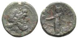 Ancient Coins - Sicily, Syracuse. Roman rule, after 212 BC. Æ