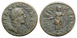 Ancient Coins - Caria, Antioch ad Maeandrum. Pseudo-autonomous issue, 3rd century. Æ - Senate / Demeter
