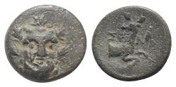 Ancient Coins - Pisidia, Selge, 2nd-1st centuries BC. Æ 11mm