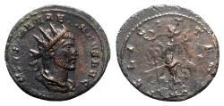 Ancient Coins - Aurelian (270-275). Radiate - Cyzicus - R/ Felicitas