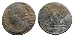 Ancient Coins - Commemorative series, c. 330-354. Æ - Thessalonica