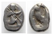 Ancient Coins - Achaemenid Kings of Persia, c. 485-420 BC. AR Siglos