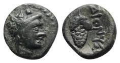 Ancient Coins - Moesia Inferior, Dionysopolis, 3rd-1st centuries BC. Æ
