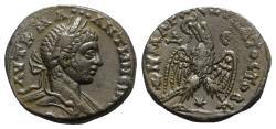 Ancient Coins - Elagabalus (218-222). Seleucis and Pieria, Antioch. Tetradrachm
