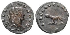 Ancient Coins - Gallienus (253-268). Antoninianus - Rome - R/ Panther